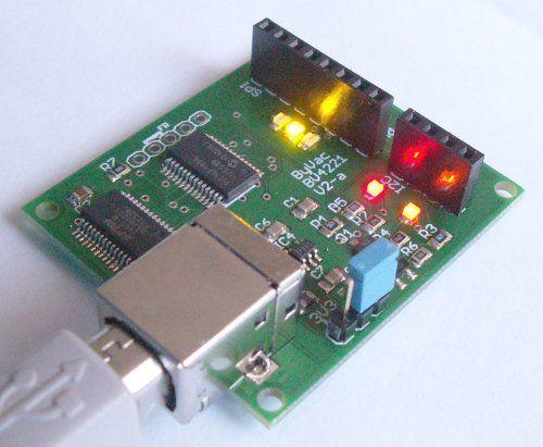 SPI/i2c/USB Board  BV4221_V2