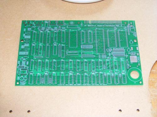 Harlequin Rev G motherboard